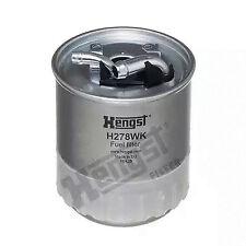 Fuel filter HENGST FILTER H278WK