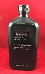 Revision Exfoliating Facial Rinse 16 fl oz. Facial Toner