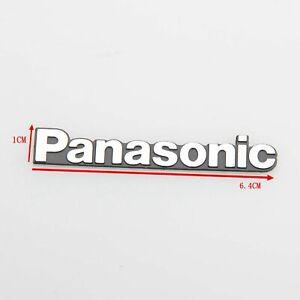 New Panasonic Toughbook CF-19 CF-29 Panasonic Logo Sticker