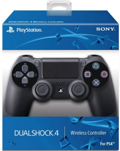 Sealed - V.2 PlayStation 4 Dualshock Wireless Controller for the Sony PS4 Black