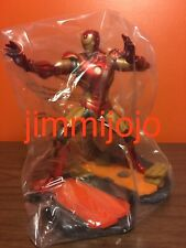 Iron Man Collector's Edition 1/10th Scale Statue Brand New Still In Plastic