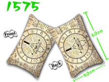 Gravity Falls Bill Cipher Boss Pillow Case Dakimakura Bedding 40*60cm