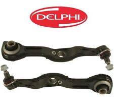 NEW Mercedes W211 Pair Set of Left & Right  Lower Rearward Control Arm Delphi