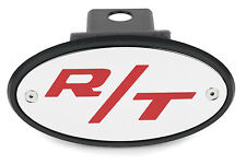 Dodge Ram Dakota Durango Journey R/T Receiver Hitch Cover Chrome and Red