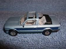 """1985 MATCHBOX BMW 323I CABRIOLET 3"""" DIECAST TOY CAR DA 8356 - EXCELLENT"""