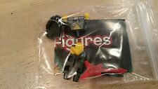 Lego Minifigure Series 12 Rock n Roll Star Hair Band Guitar Game Code Included