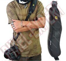 NECK STRAP CINGHIA TRACOLLA FOTOCAMERA QUICK STRAP PER NIKON D810 D800 D750 D610