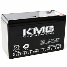 12V 7.2Ah F1/F2 Terminal Battery KMG-7212 NP7-12 For Kontron 7640 MICROGAS