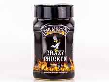 Don Marco's Crazy Chicken Rub BBQ Barbecue Gewürzmischung Fisch und Wok 220g