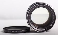 MINOLTA ROKKOR-PF 58mm f/1.4 Prime Lens MD Mount - Adapt EOS /NEX /Fuji-X /M43