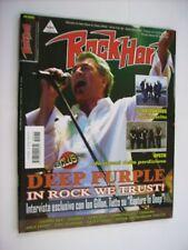 ROCK HARD #09/2005 - DEEP PURPLE - STRATOVARIUS - OPETH - GAMMA RAY - JOURNEY