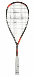 Dunlop Hyperfibre + Revelation Pro Squash Racket with cover