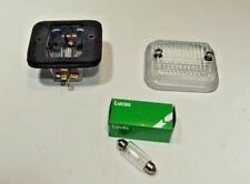 New Reverse Light Lens Assembly for  MGB MG Midget Jaguar E-Tye XKE Lucas Lens