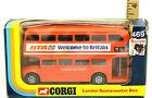 Corgi London Transport Routemaster Bus Diecast Double Decker Transport #469 NIB