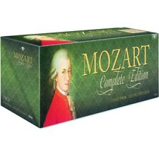 COMPLETE EDITION (NEW) 170 CD NEW! MOZART,WOLFGANG AMADEUS