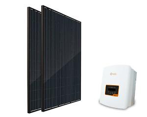 PV Photovoltaik Komplettpaket 600 Watt für Eigenverbrauch inkl. Montagematerial