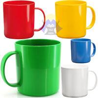 TAZZA per COLAZIONE in PLASTICA Latte THE' Caffe' CAPPUCCINO Bicchiere TAZZINA