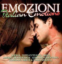 Emozioni 2009-Italian emotions Angelo Branduardi, Gerardina Trovato, Al.. [2 CD]