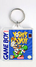 YOSHI'S COOKIE NINTENDO GAME BOY KEYRING LLAVERO