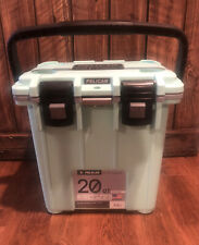PELICAN 20 QT Elite Cooler - Hand Carry - Teal - 20Q-1-SEAMFOAMGRY Brand New