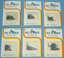 AHM ASSOCIATED HOBBY MANUFACTURERS HO SCALE TRAIN TRACK 144 STEEL RAIL JOINERS