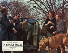 BOURVIL LA GRANDE LESSIVE MOCKY 1968 VINTAGE LOBBY CARD #6