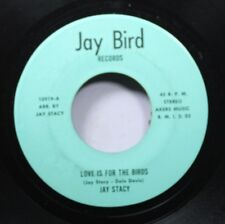 Hear! Country Bopper 45 Jay Stacy - Love Is For The Birds / The Phone Call On Ja