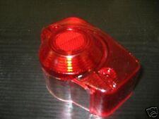 Honda taillight  rear light lens NEW CB CD CF SL XL 400 cg c 50 70 90