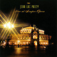 Live at Semper Opera, Jean-Luc Ponty,  Live in Germany