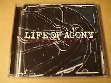 CD + DVD / LIFE OF AGONY - BROKEN VALLEY