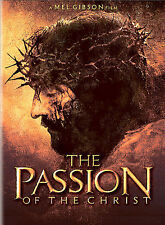 The Passion of the Christ Dvd Mel Gibson(Dir) 2004