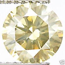 1.01ct HUGE DAZZLING 100% NATURAL GOLDEN YELLOW TINT DIAMOND EARTH MINED DIAMOND
