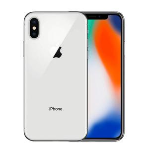 Apple iPhone X | 64GB 256GB | Unlocked Verizon AT&T T-Mobile Sprint | CDMA/GSM