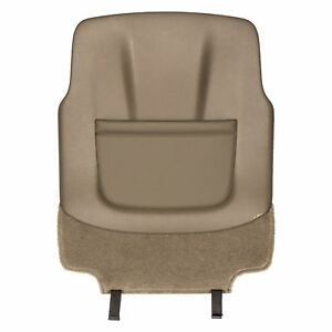 OEM NEW Front Driver Seat Back Panel Tan 14-20 Cadillac Chevrolet GMC 23365182