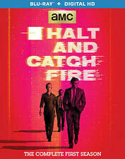 HALT AND CATCH FIRE: THE COMPLETE FIRST SEASON NEW BLU-RAY