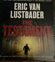 The Testament by Eric Van Lustbader (2006, 6-CD's, Abridged)