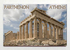 Parthenon fridge magnet Athens Greece travel souvenir