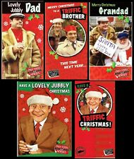 ONLY FOOLS AND HORSES ~ OFFICIAL CHRISTMAS CARD ~ GREAT SELECTION TO CHOOSE FROM