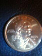 Sacagawea Native American U.S.. One Dollar Coin 2000 P Philadelphia Mint