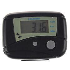 LCD Run Step Electronic Digital Pedometer Walking Calorie Counter Distance U3T2