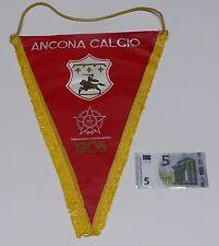 GAGLIARDETTO ANCONA CALCIO STELLA D'ARGENTO AL MERITO SPORTIVO (A)