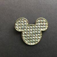 Mickey Mouse Icon White Cubes Disney Pin 109967