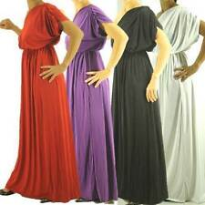 Regular Solid Maxi Dresses for Women