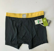 NWT NAUTICA COMPETITION Mag Cool Gray Mesh Boxer Brief Underwear SZ LARGE