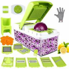 Vegetable Chopper Dicer Onion Food Chopper Fruit Dicer Cutter Veggie Slicer Hot