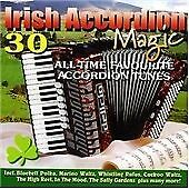 IRISH ACCORDION MAGIC CD-BRAND NEW SEALED
