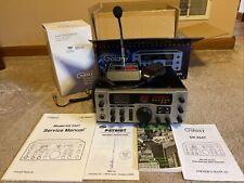 Galaxy DX-2547 Base Station CB Radio DX2547 With Galaxy Microphone Upgrade