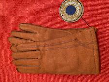 Damen Lederhandschuhe Neu Gr. S Tschechoslowakei