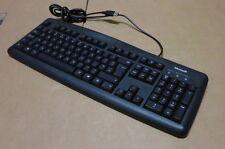 Microsoft Wired Keyboard 200 USB QWERTY English JWD-00032 Black
