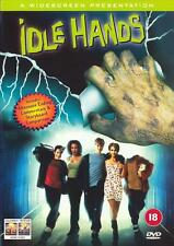 IDLE HANDS Movie POSTER 27x40 UK B Devon Sawa Seth Green Elden Henson Jessica